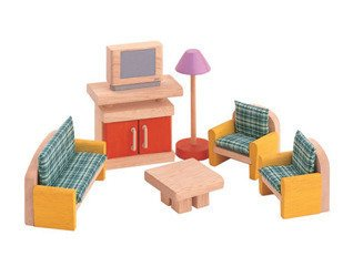 Salon Neo, Plan Toys