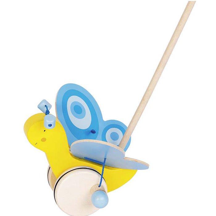 Pchacz Motyl I - zabawka do pchania Goki