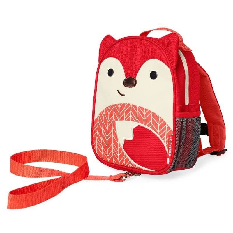 33b0e855f82f3 Plecak Baby Zoo Lisek | 816523027031 SkipWish-8130-0 | Skip Hop